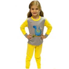 Детская пижама девочка/мальчик НатаЛюкс 94-5603