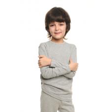 Футболка детская с длинным рукавом рибана